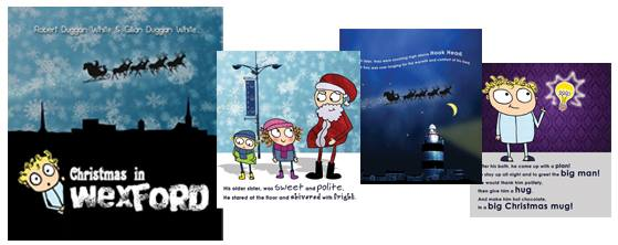 Christmas in Wexford, Children's Picture Book